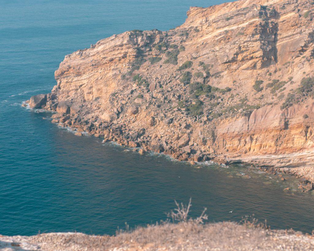 Serra da Arrábida: Cabo Espichel