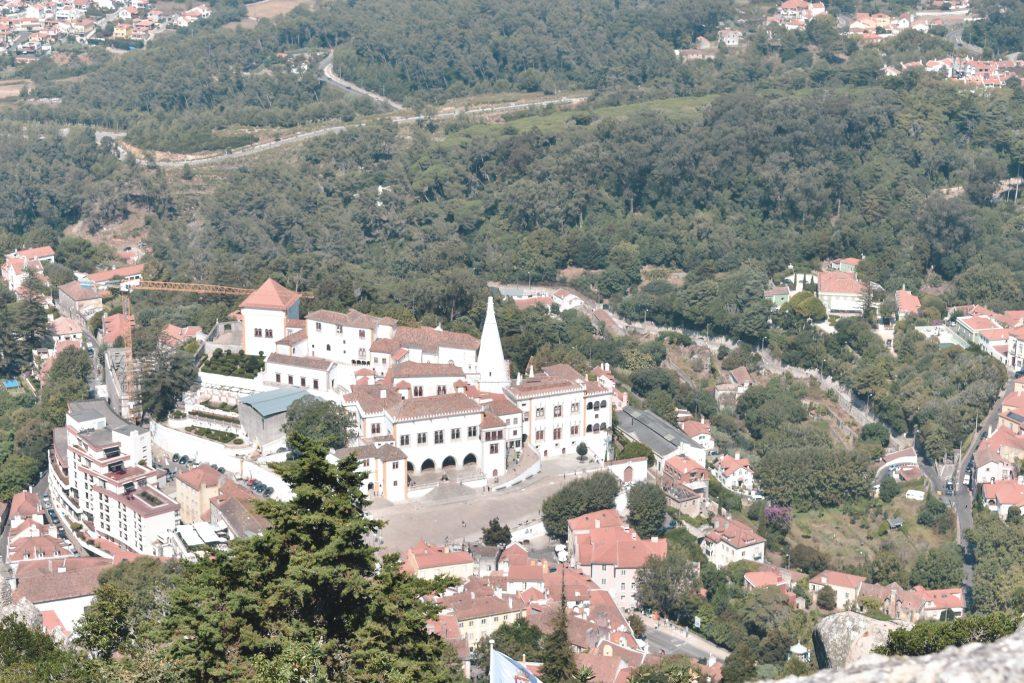 Sintra, o que vistar: Castelo-dos-Mouros_Vista