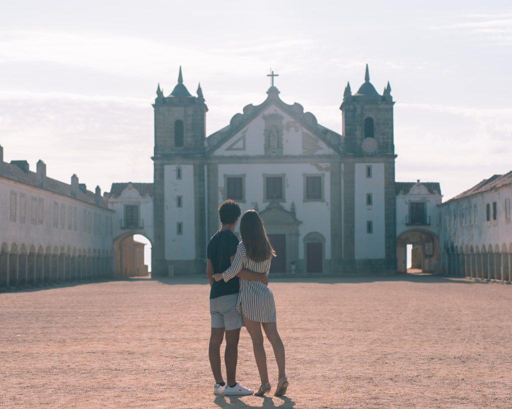 Serra da Arrábida: Santuário Nossa Senhora Cabo Espichel