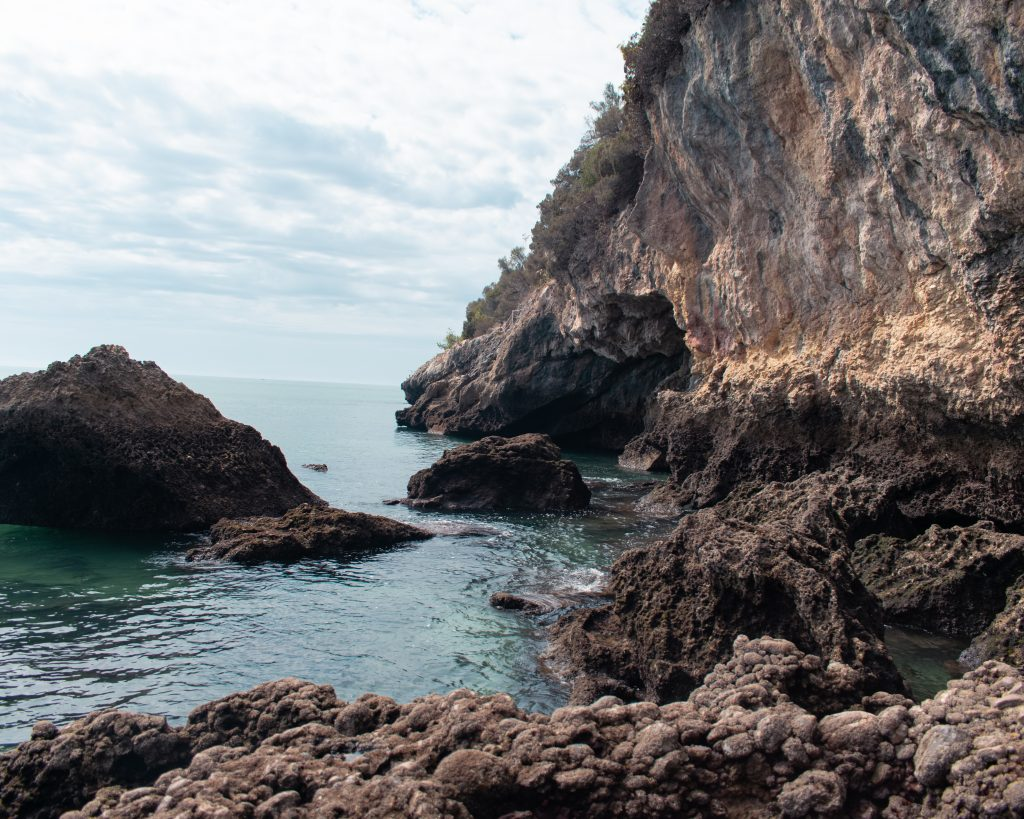 Serra da Arrábida: Vista Lapa de Santa Margarida