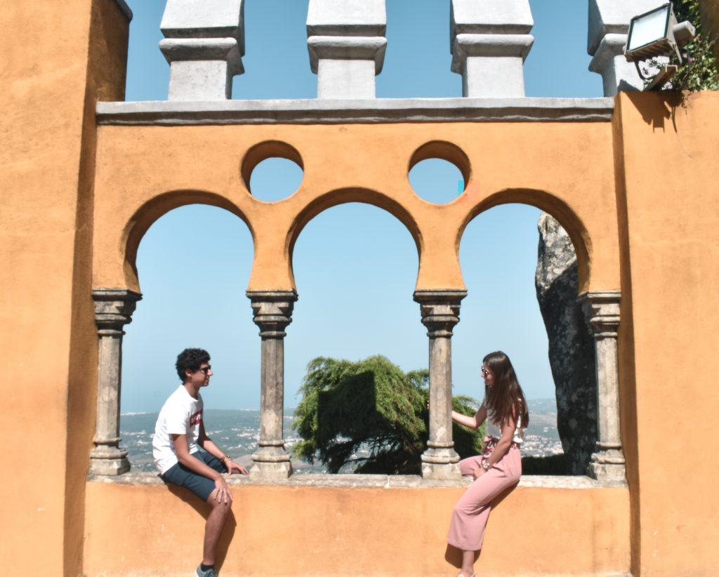 Sintra, o que vistar: Palácio-da-Pena