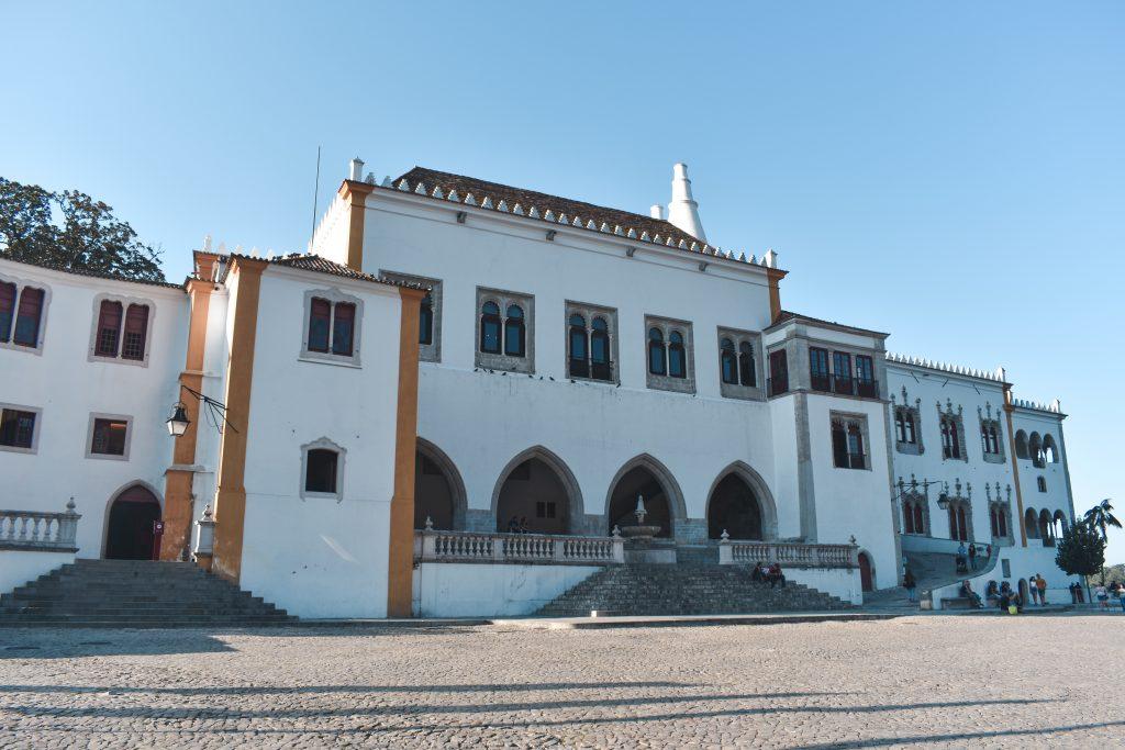 Sintra, o que vistar: Palacio-Nacional-Sintra