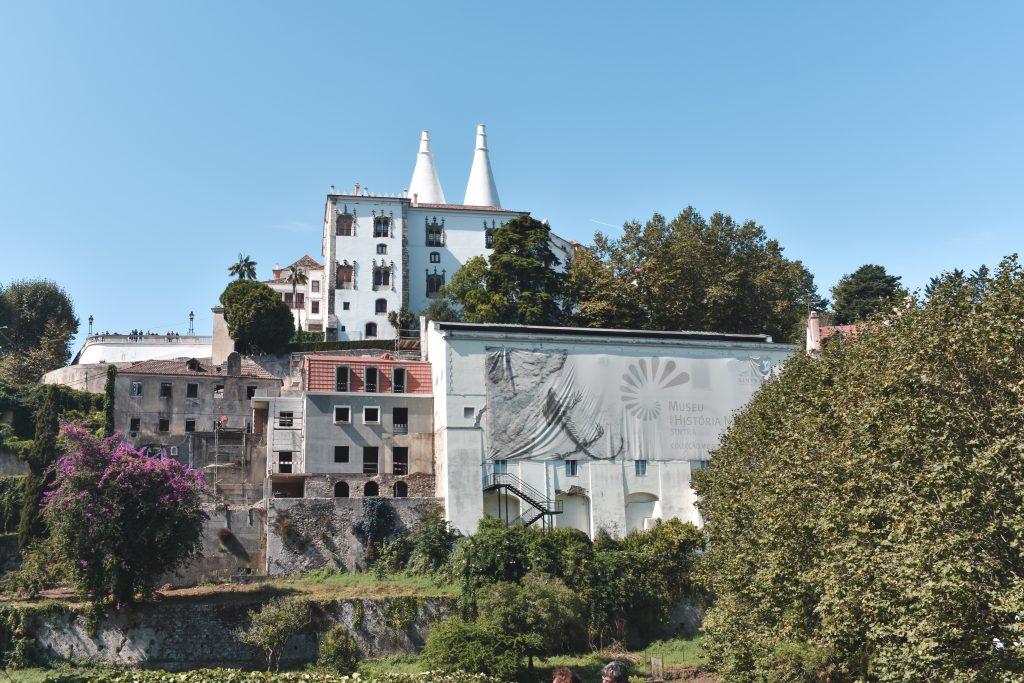 Sintra, o que vistar: Palacio-Vila