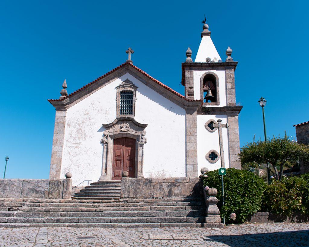 Igreja Linhares da Beira