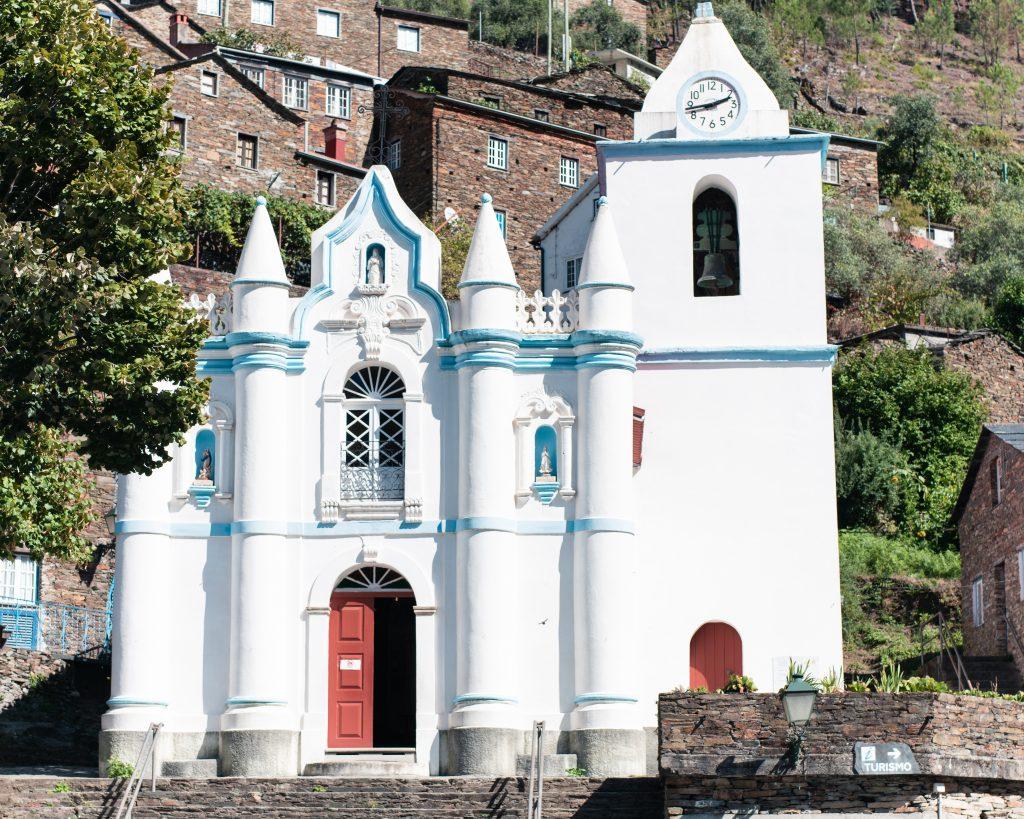 Serra do Açor Igreja Piódão