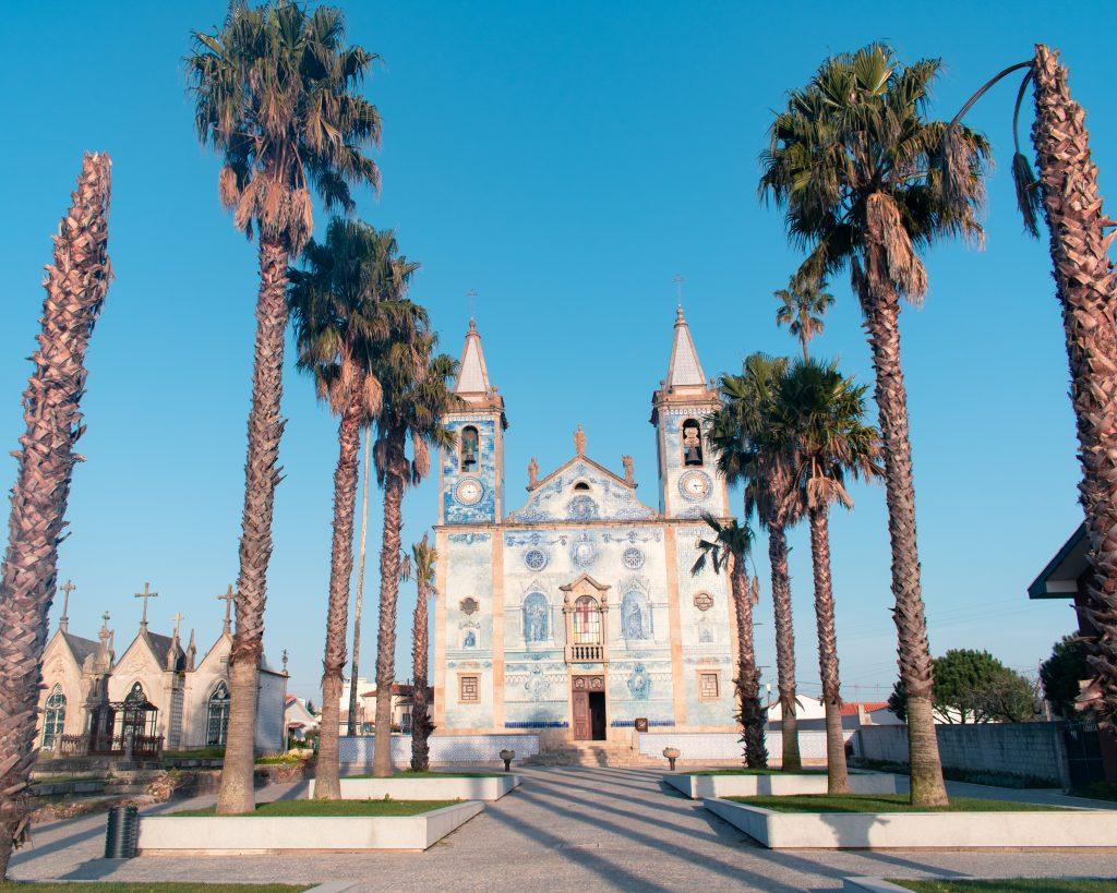 A Paróquia de Santa Marinha de Cortegaça