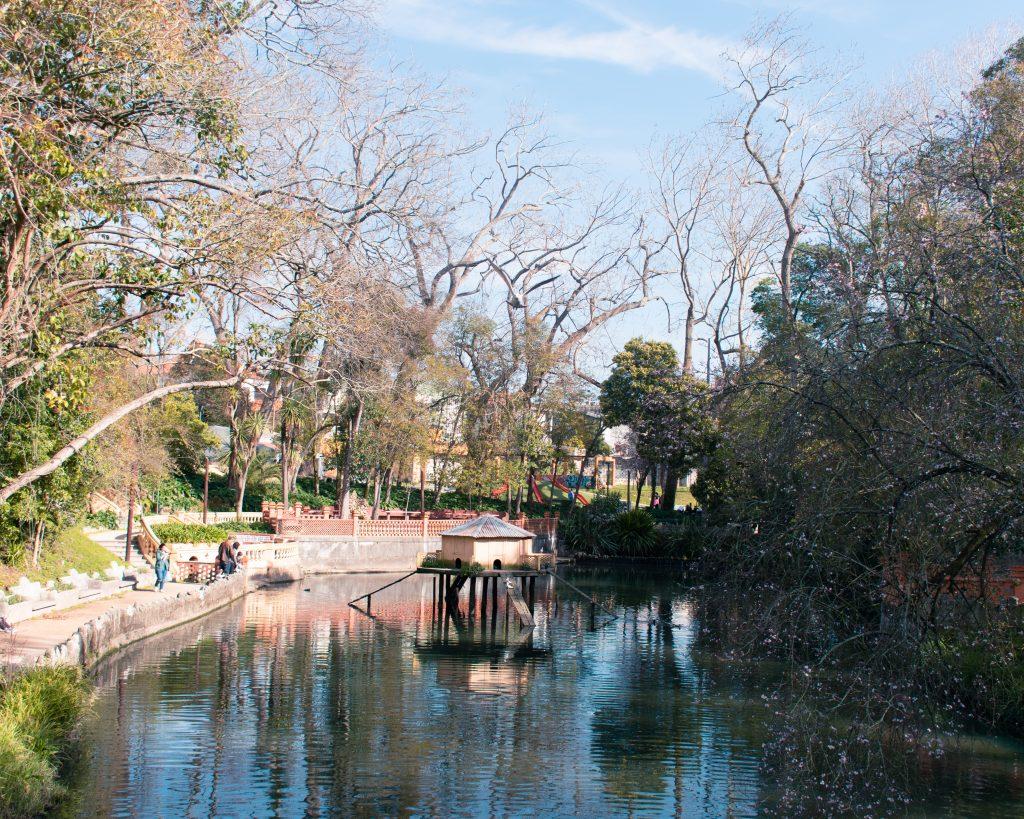 Jardins Parque Infante D.Pedro