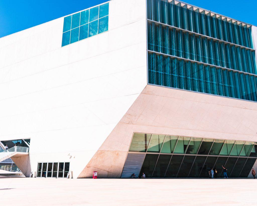 O que visitar no Porto - Casa da Música