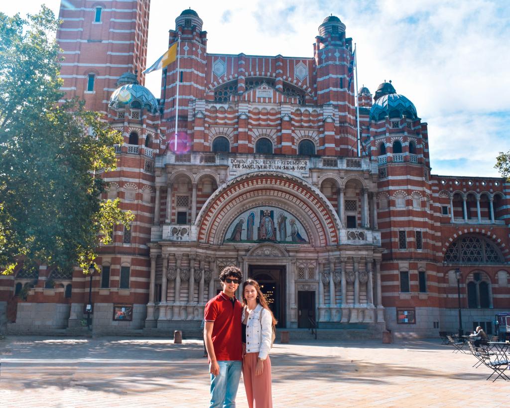 Londres o que visitar - Catedral de Westminster