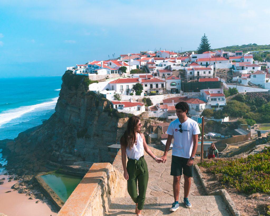 Praias portuguesas - azenhas do mar