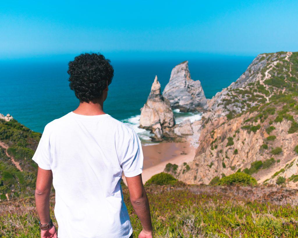 Praias portuguesas - praia da Ursa