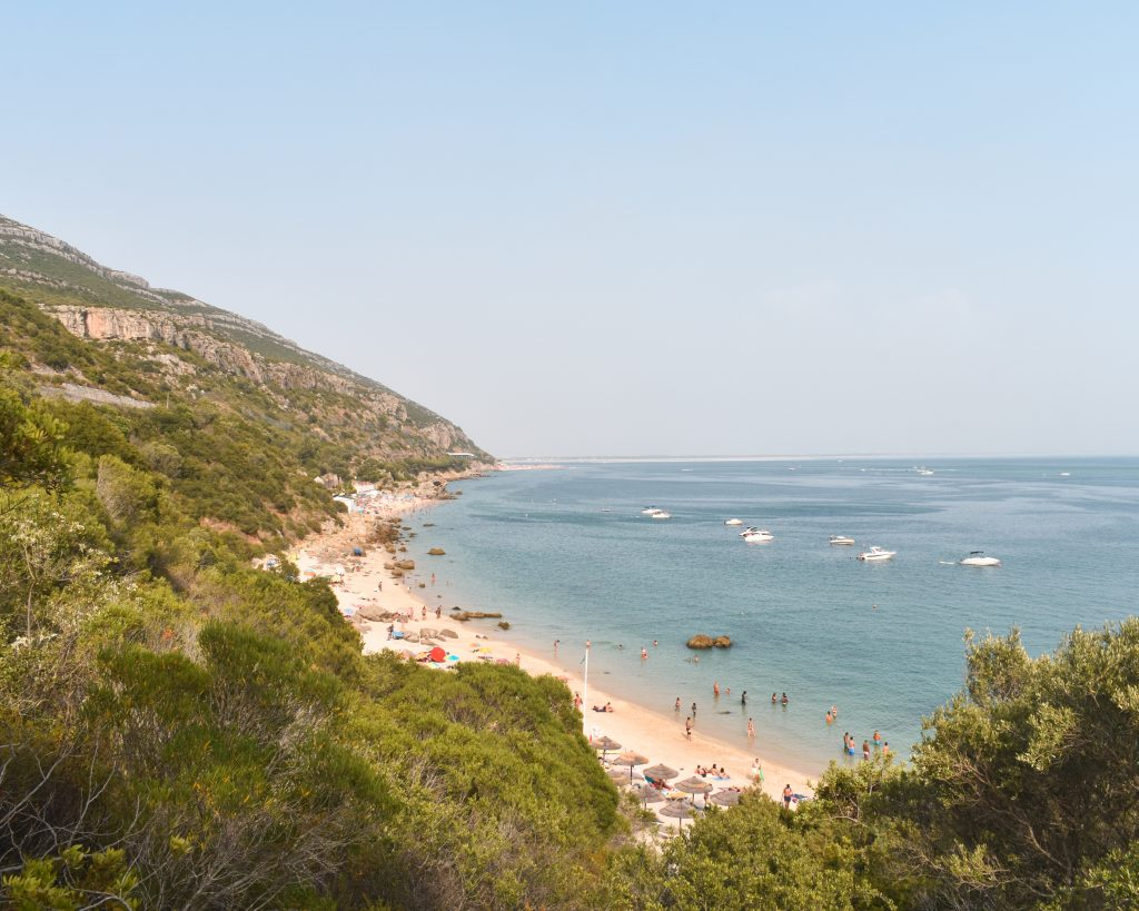 Praias portuguesas - Galapinhos