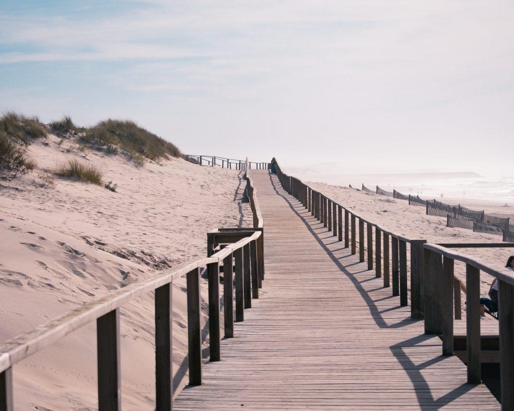 Praias portuguesas - praia da barra