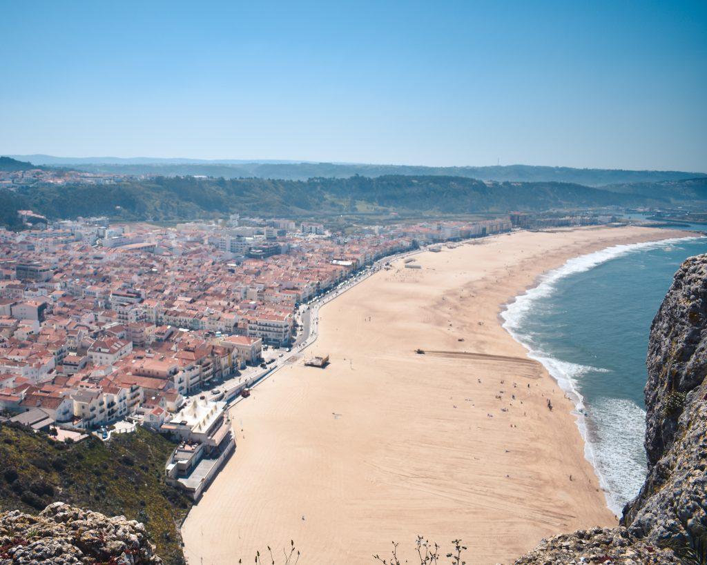Praias portuguesas - sítio nazaré