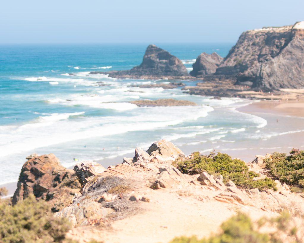 Praias portuguesas - de odeceixe