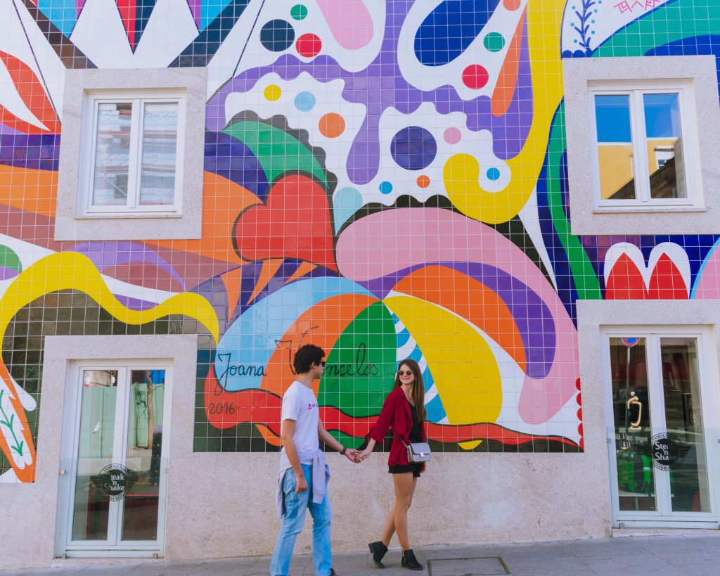 O que visitar no Porto - Joana Vasconcelos