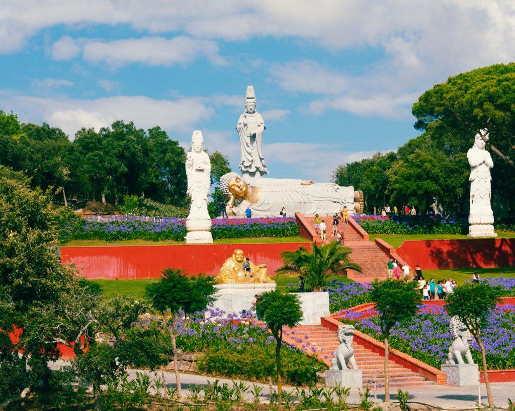 Região Oeste Bacalhôa Buddha Eden