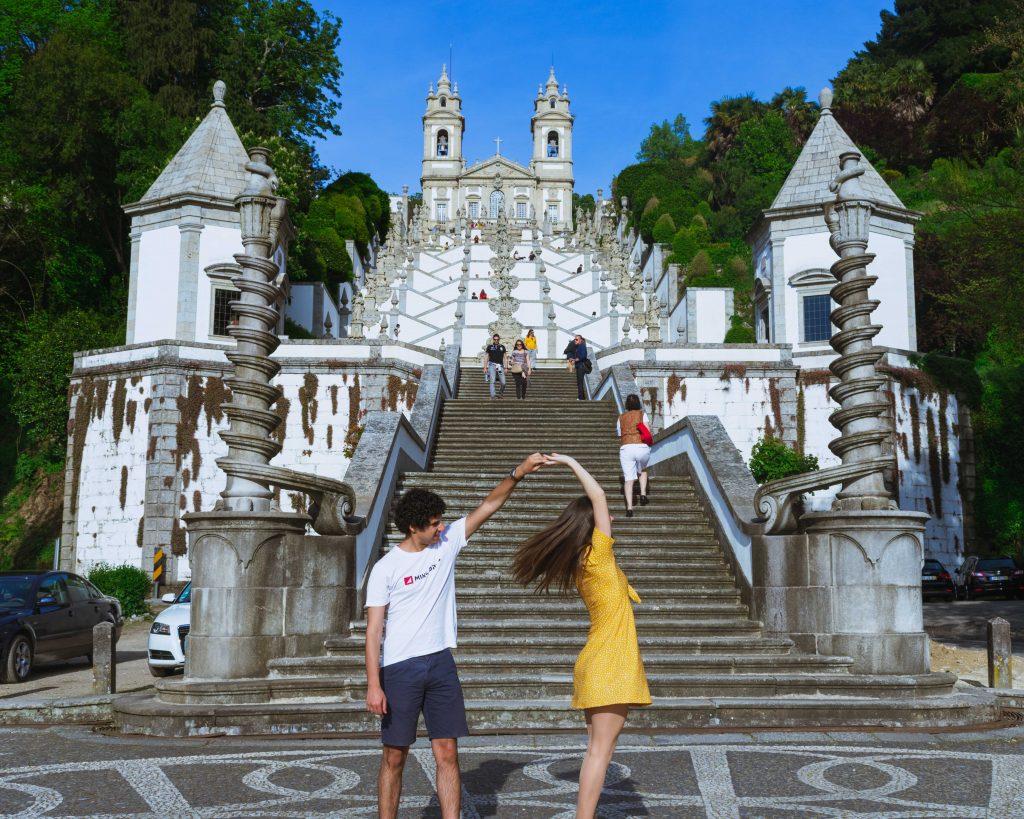 Top 10 dos locais mais bonitos de Portugal - Bom Jesus do Monte