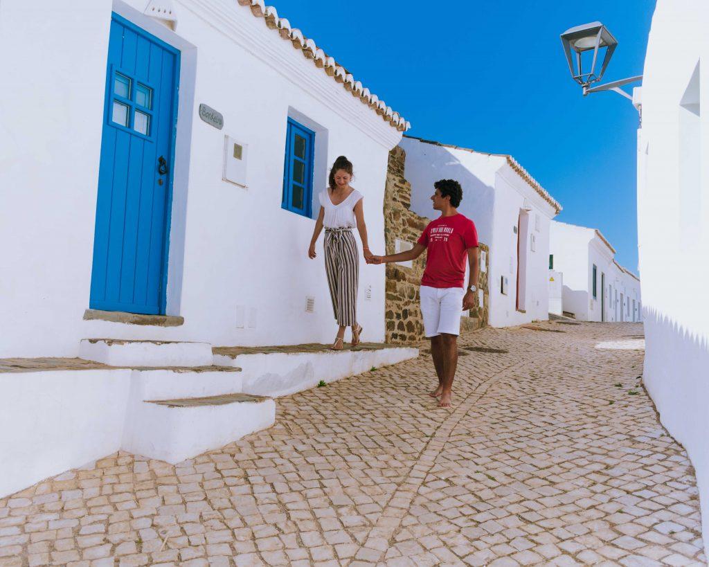 Costa Vicentina Casas Pedralva