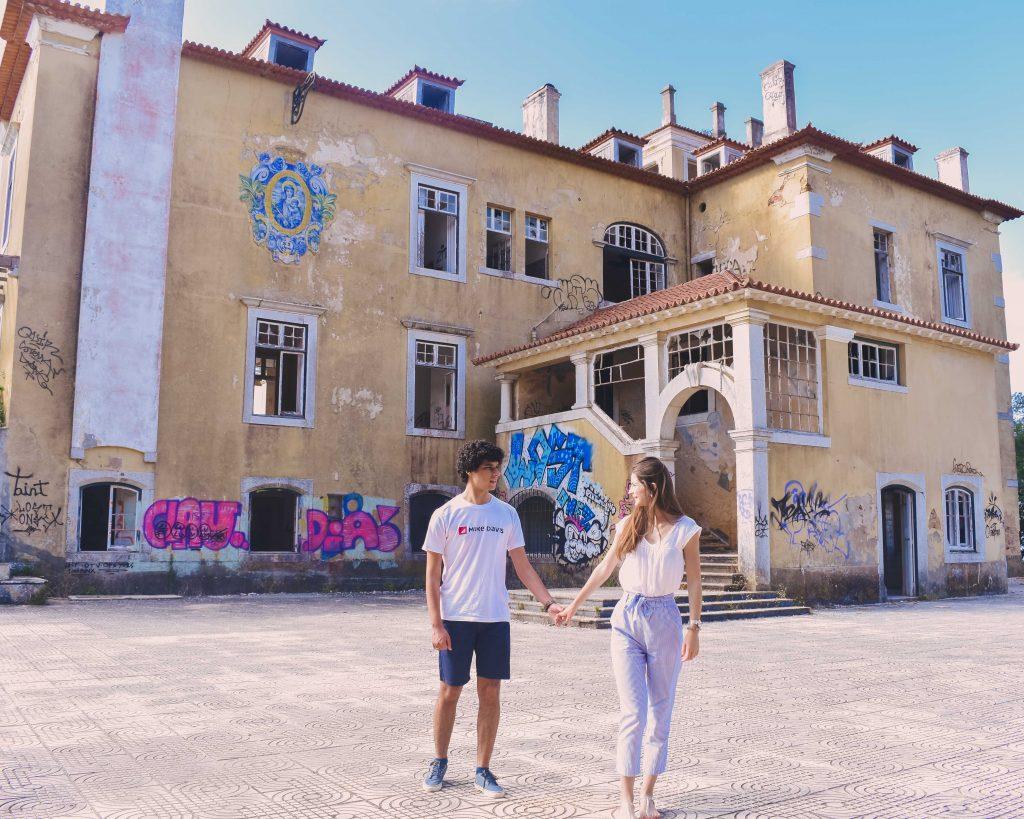 Serra da Arrábida: Palácio da Comenda