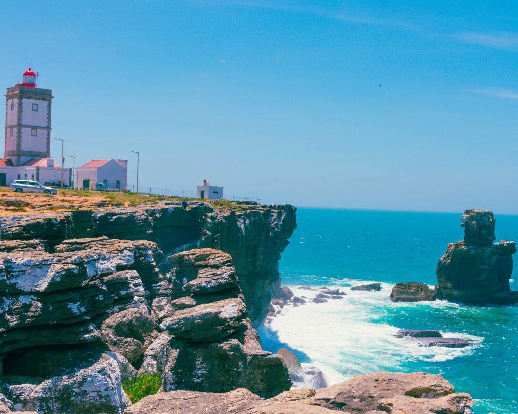Região Oeste Farol Cabo Carvoeiro