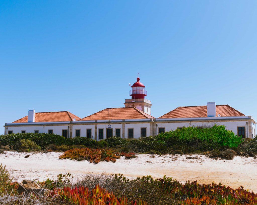 Costa Vicentina Farol Cabo Sardão