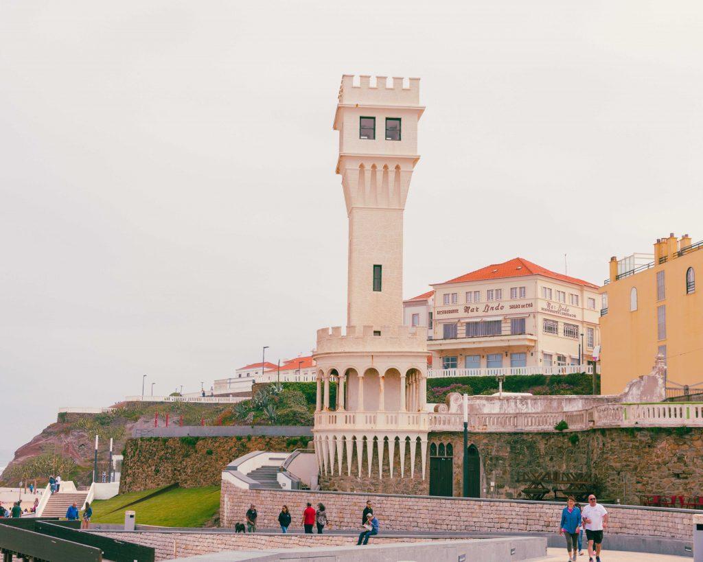 Farol Praia de Santa Cruz