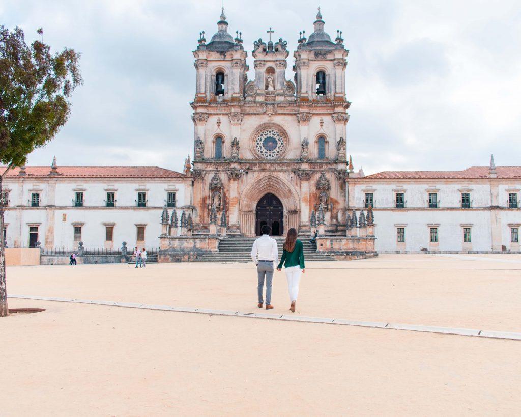 Região Oeste Mosteiro de Alcobaça