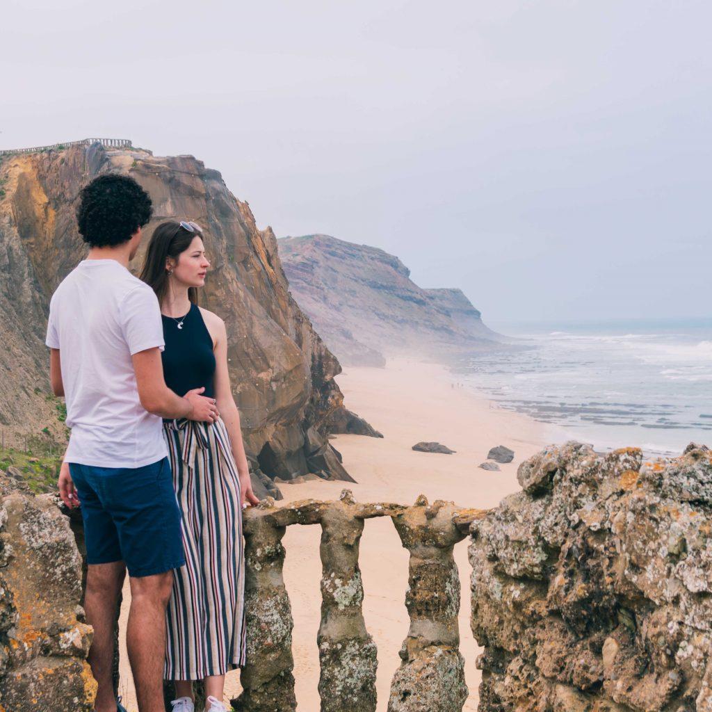 Região Oeste Praia de Santa Cruz