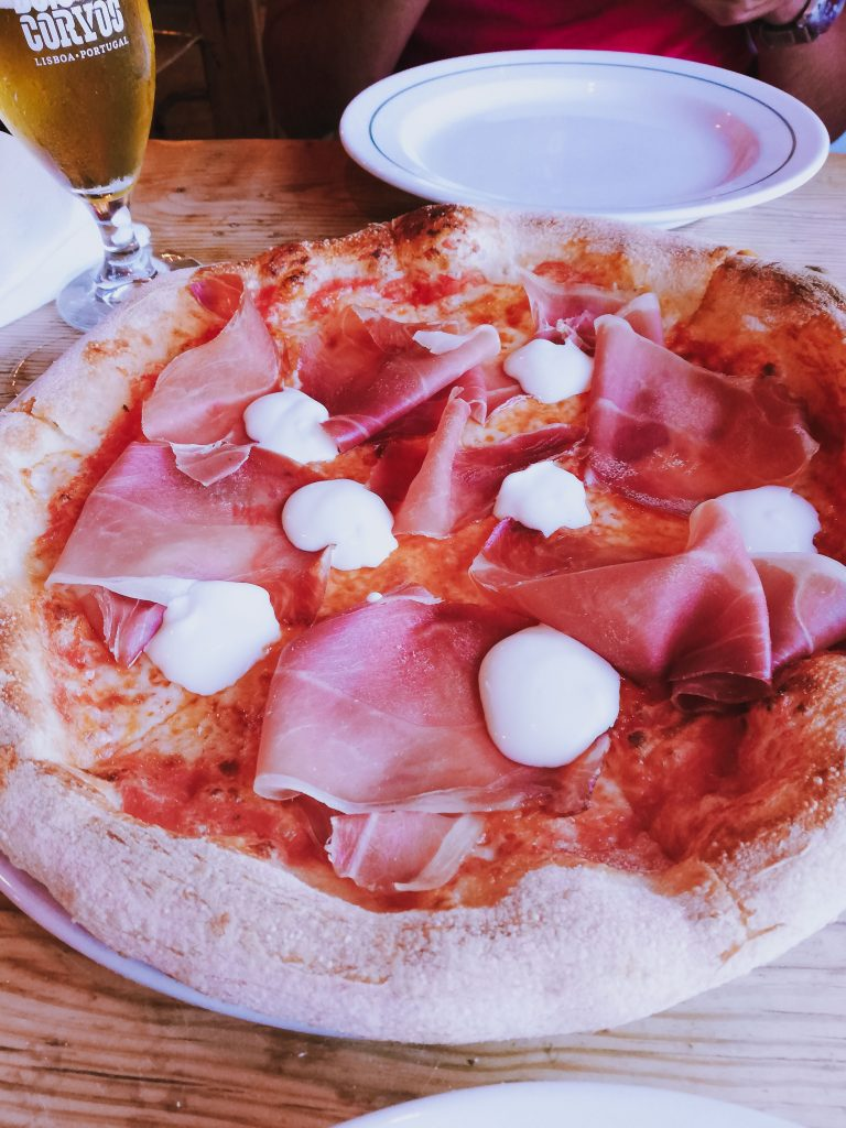 Pizza Arte Bianca
