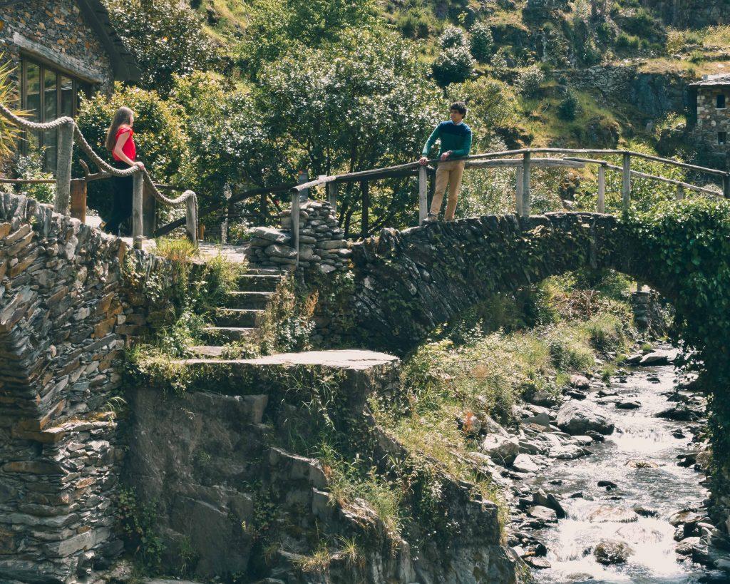 Serra do Açor Pontes Foz d'égua