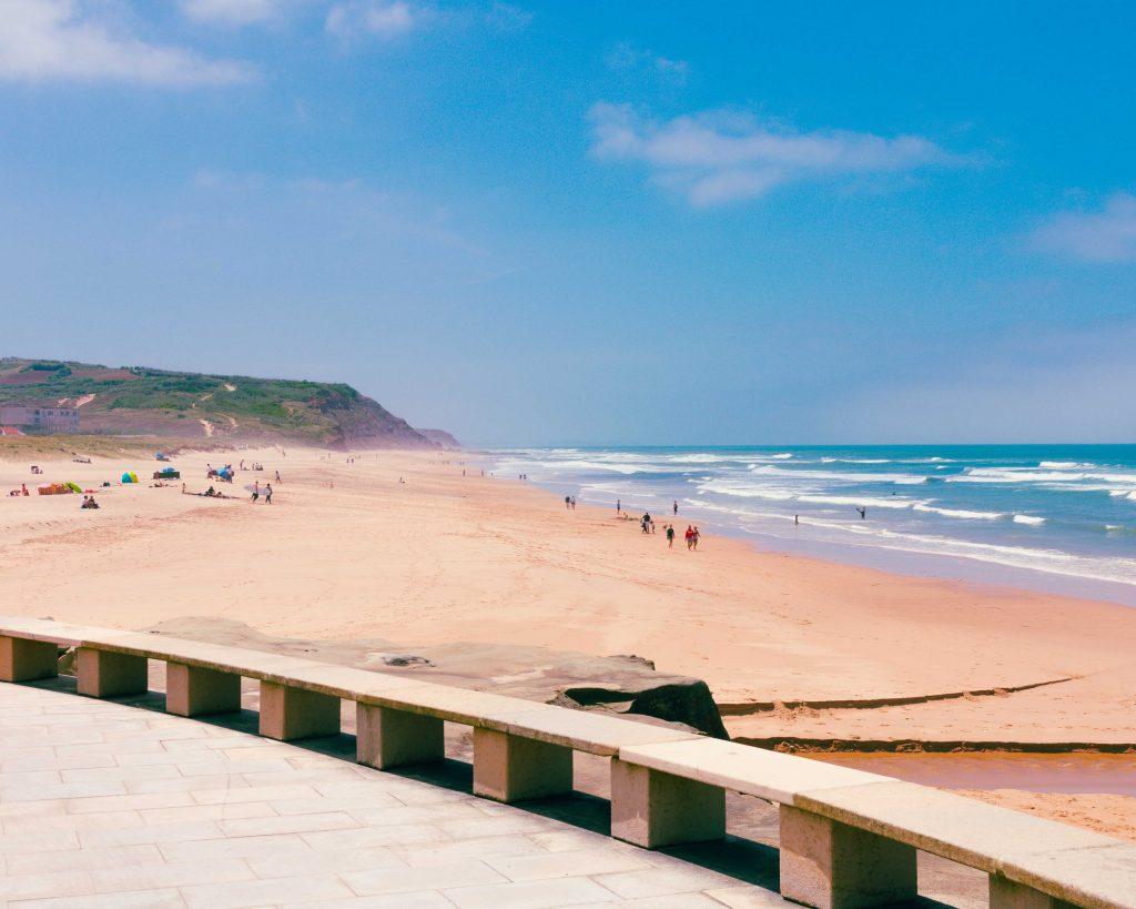 Região Oeste Praia da Areia Branca