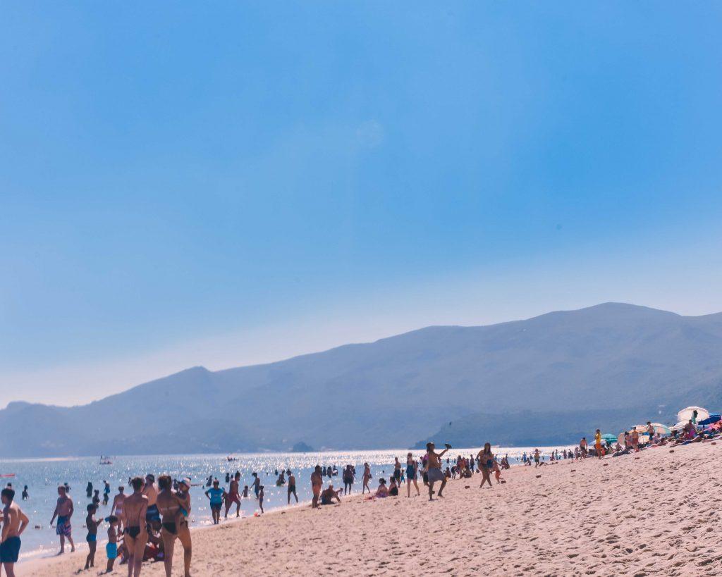 Serra da Arrábida: Praia da Figueirinha