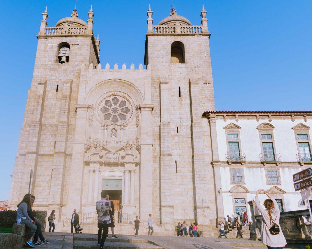O que visitar no Porto - Sé Porto