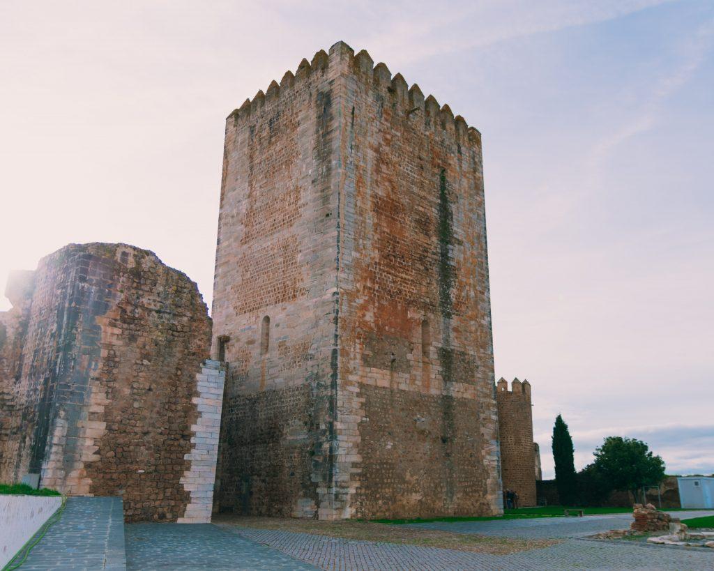 Alqueva Castelo de Moura