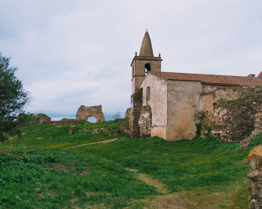 Alqueva Fortaleza de Juromenha
