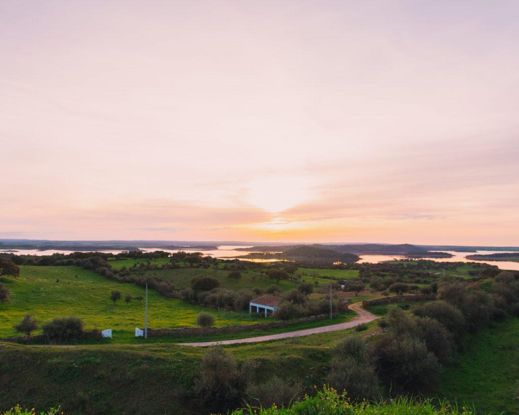 Vista Castelo de Mourão