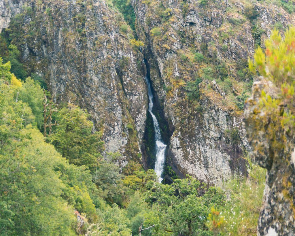 Gerês o que visitar - cascata Pitões das Júnias