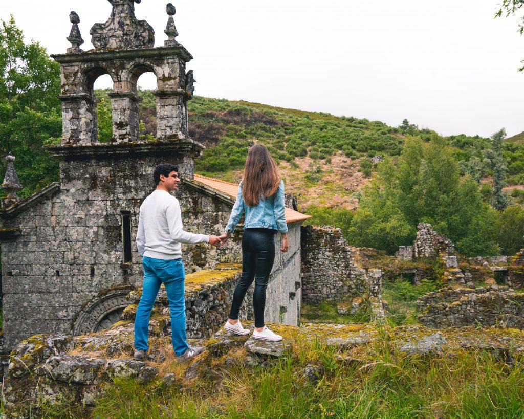 Gerês o que visitar - Mosteiro Pitões das Júnias