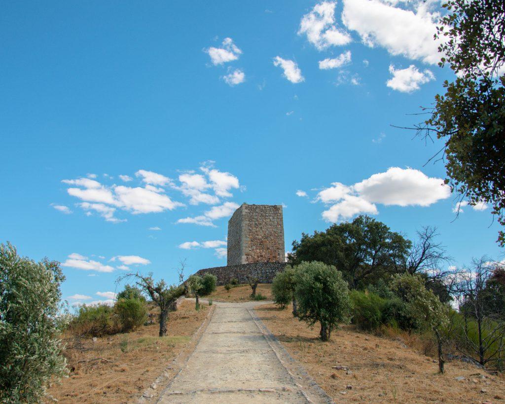 Beira Baixa Castelo do Rei Vamba