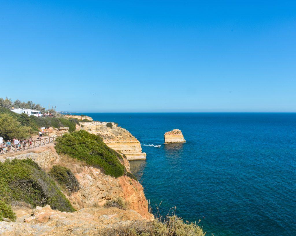 Praia da Marinha, Algarve