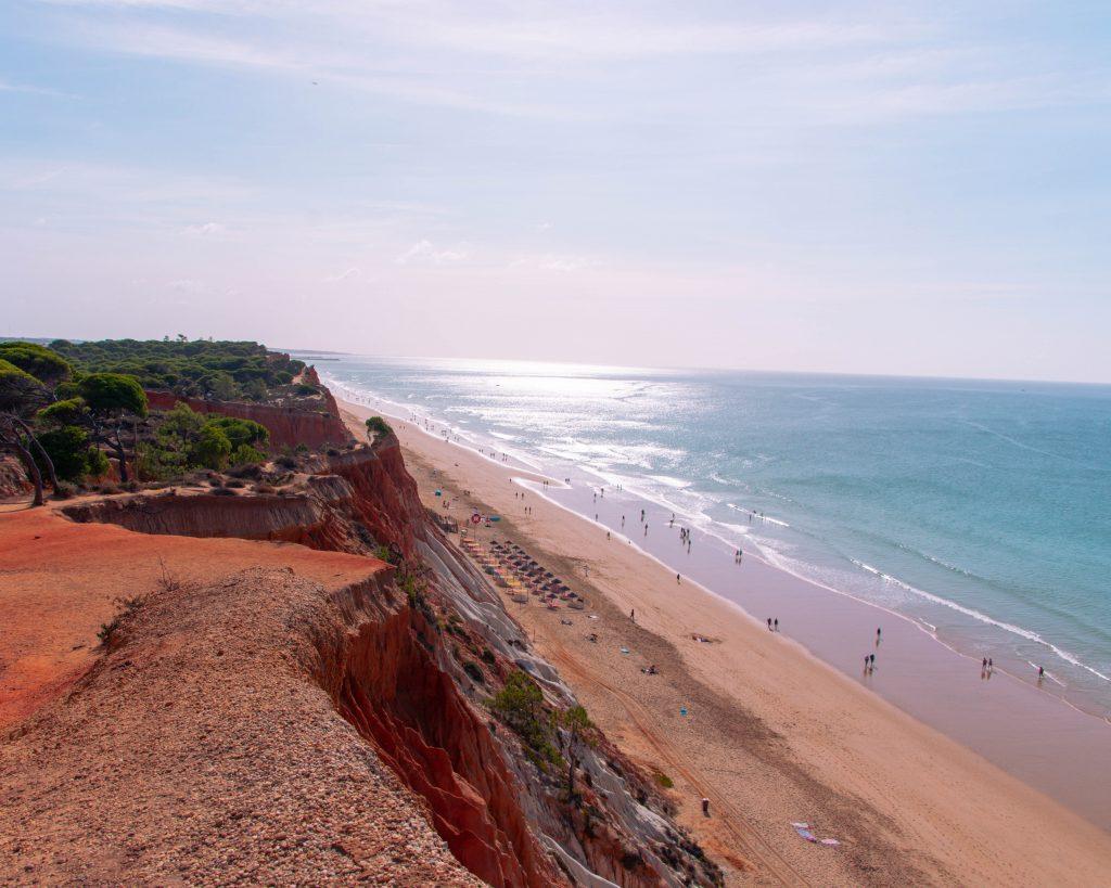 Algarve, Praia da Falésia