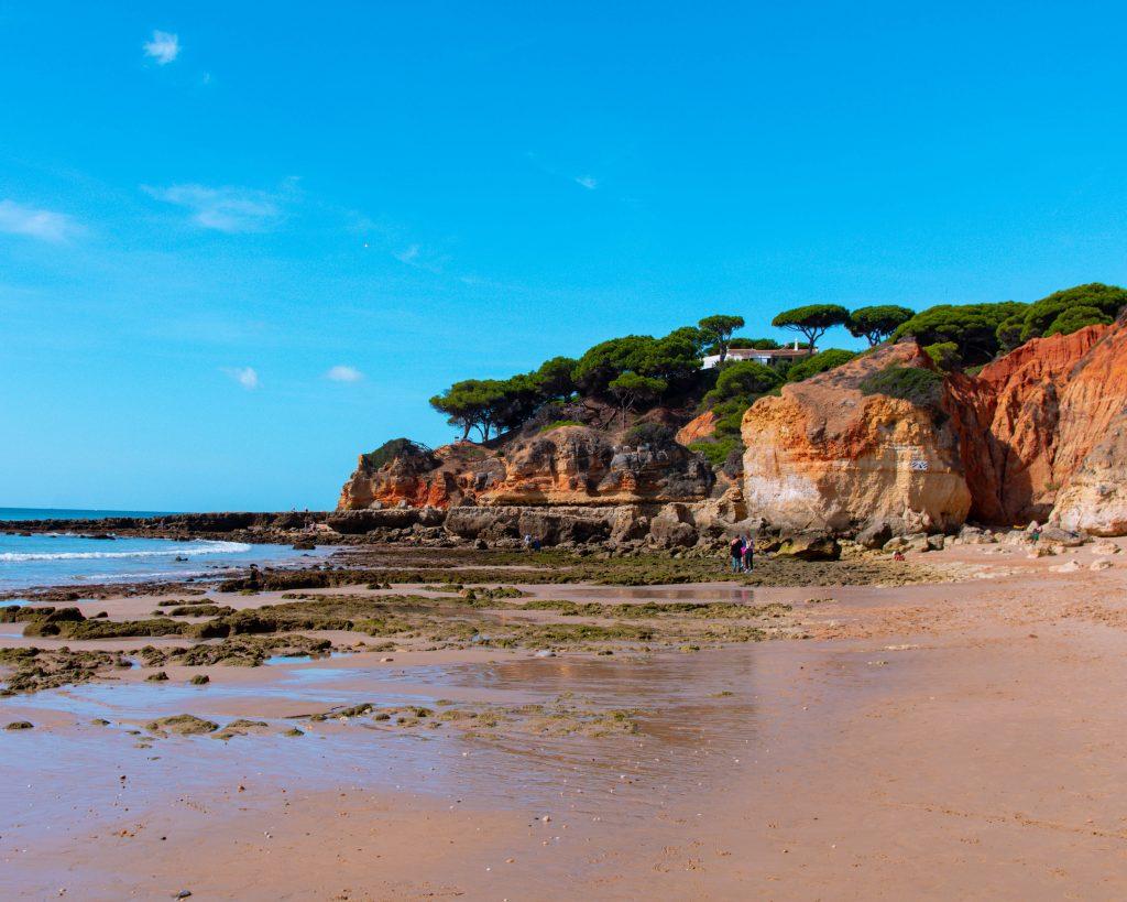 Algarve, Praias em Albufeira